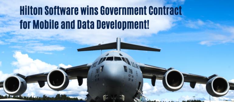 Hilton Software Wins NGA Contract for Mobile and Data Development